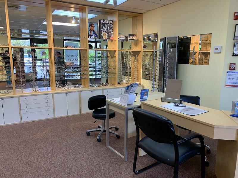 Eye exams in Canton, MA and Brockton, MA