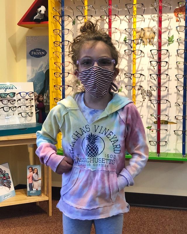 Pediatric vision care, kids eye exams, children prescription eyeglasses